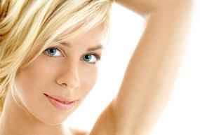 smooth skin with laser hair reduction
