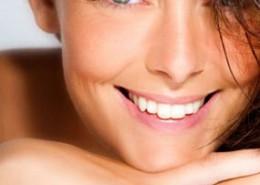 clean healthy skin