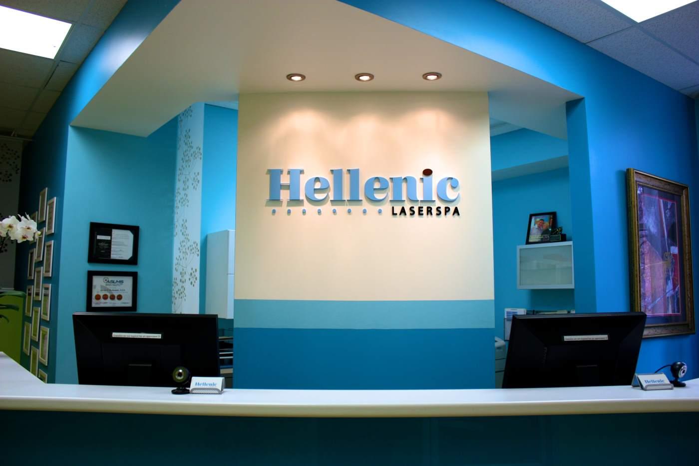 Hellenic Spa Denver